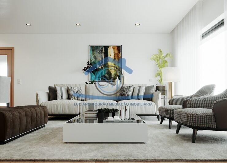 Sala sofa Frente
